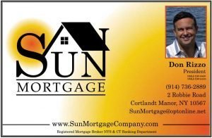 Sun Mortgage banner ad