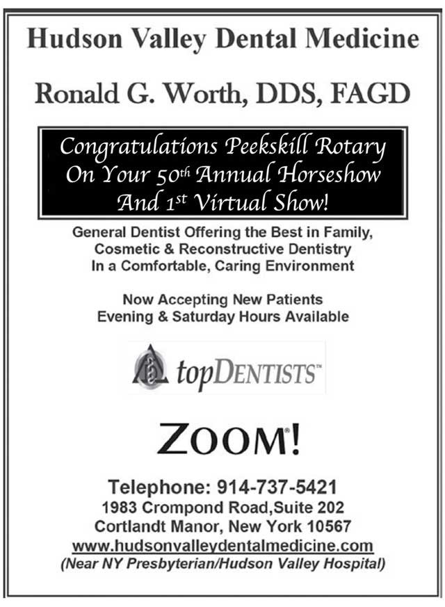Hudson Valley Dental Medicine Ronald G. Worth, DDS, FAGD