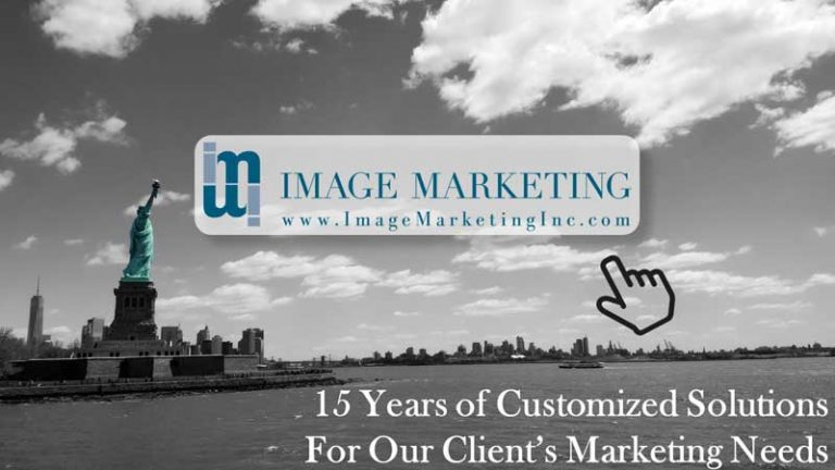 Image Marketing Business Card