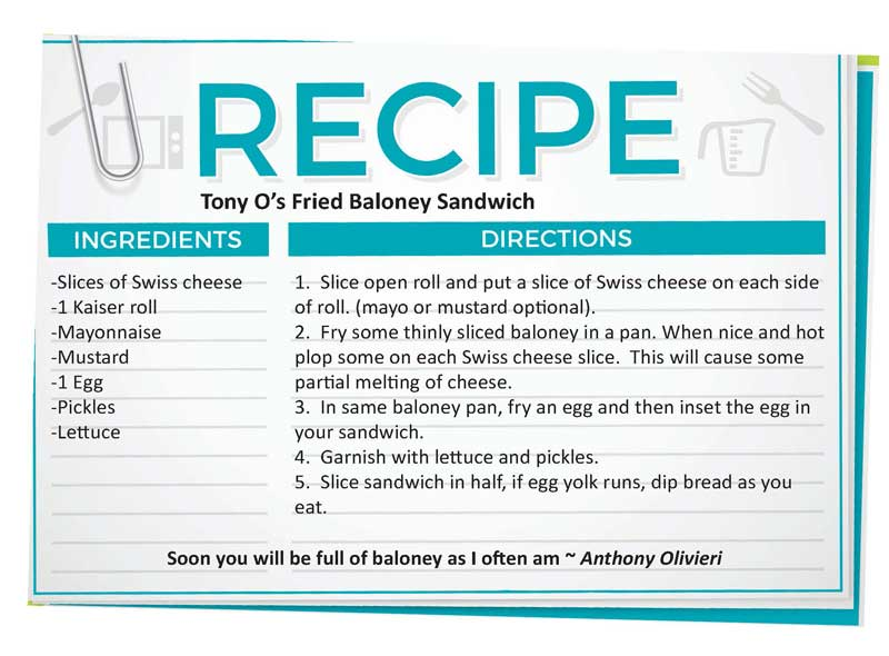 Fried Baloney Recipe