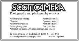 Scott Camera Business Card